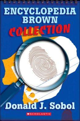 Encyclopedia Brown Collection