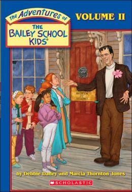The Adventures of The Bailey School Kids, Volume 2