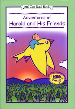 Adventures of Harold & His Friends (I Can Read Series)