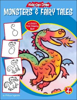 Kids Can Draw Monsters and Fairy Tales