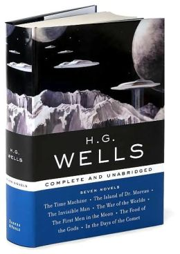 H.G. Wells: Seven Novels (Library of Essential Writers Series)