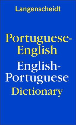Barnes and Noble Portuguese-English Dictionary