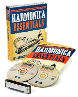 Harmonica Essentials: Your Ultimate Guide to Mastering the Basics (Music Essentials)