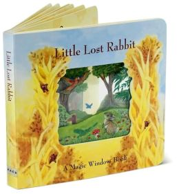 Little Lost Rabbit: A Magic Window Book