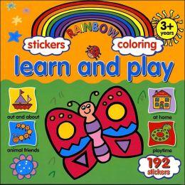 Rainbow Learn and Play 3+ Years