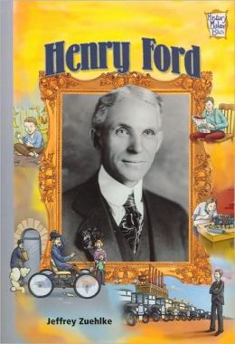Henry Ford: Company Founders (History Maker Bios)