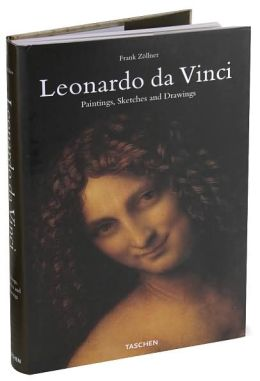 Leonardo da Vinci - Paintings, Sketches and Drawings