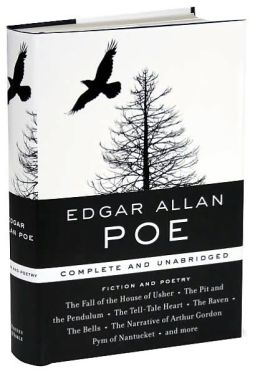 Edgar Allan Poe; Fiction and Poetry (Library of Essential Writers Series)
