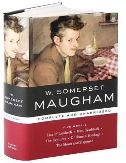 W. Somerset Maugham: Five Novels: Complete and Unabridged (Barnes & Noble's Library of Essential Writers Series)