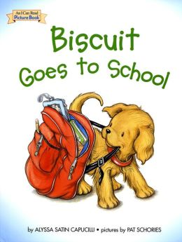 Biscuit Goes to School (I Can Read Picture Book Series)