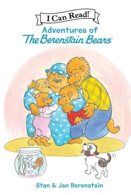 Adventures of the Berenstain Bears (I Can Read Book Series)