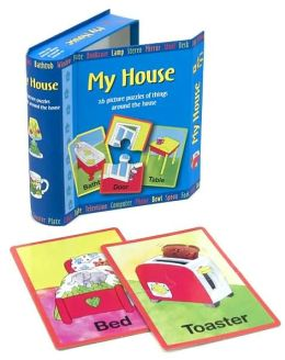 My House: 26 jigsaw Puzzles