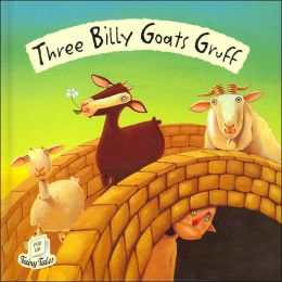 Three Billy Goats Gruff (Flip-Up Fairy Tales)