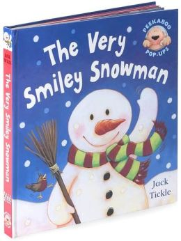 The Very Smiley Snowman (Peek-A-Boo Pop-Ups Series)