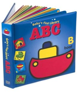 Baby's First Library - ABC