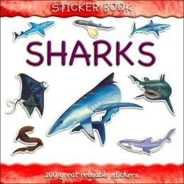 Sharks (Sticker Book)