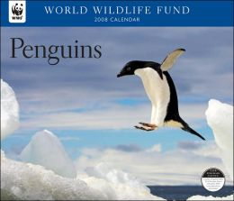 2008 Penguins WWF Wall Calendar