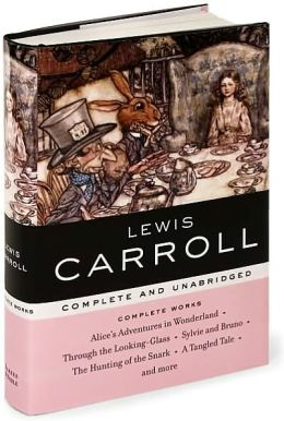 Lewis Carroll: Complete Works (Library of Essential Writers)