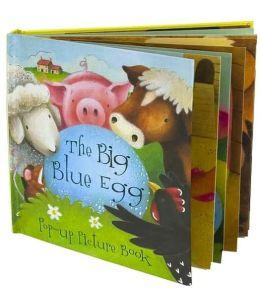 The Big Blue Egg