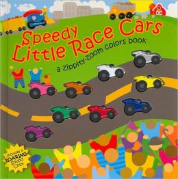 Speedy Little Race Cars