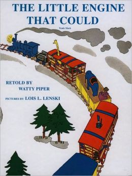 The Little Engine That Could (Backpack Books Edition)