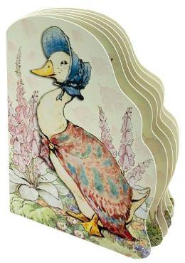 Jemima Puddle Duck Oversized Board Book