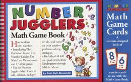 Number Jugglers: Math Game Book and Math Game Cards