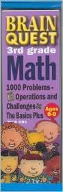 Brain Quest 3rd Grade Math