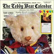 2002 Teddy Bears Wall Calendar