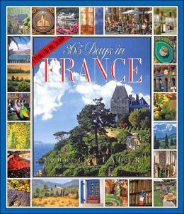 2006 365 Days in France Calendar