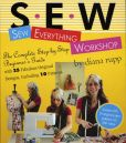 Book Cover Image. Title: S.E.W.:  Sew Everything Workshop, Author: Diana Rupp