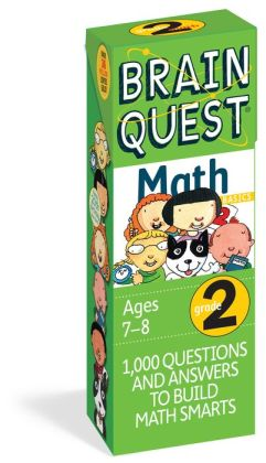 Brain Quest Grade 2 Math