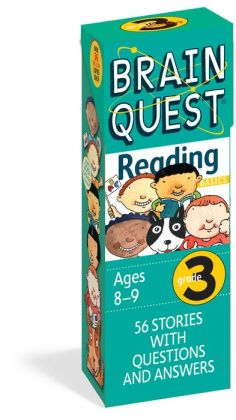 Brain Quest Grade 3 Reading