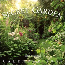 2008 The Secret Garden Wall Calendar