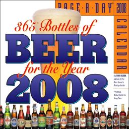 2008 365 Bottles of Beer Page-A-Day Calendar