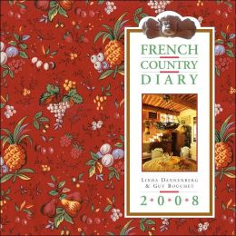 2008 French Country Diary Engagement Calendar