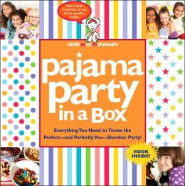 Little Miss Matched Pajama Party in a Box