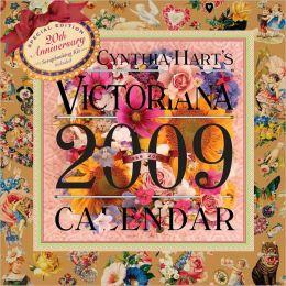 2009 Cynthia Hart's Victoriana Wall Calendar