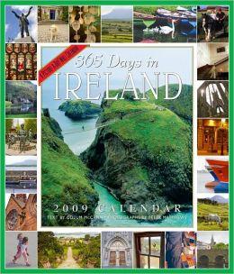 2009 365 Days In Ireland Wall Calendar