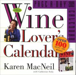 2009 Wine Lover's Page-A-Day Calendar