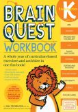 Book Cover Image. Title: Brain Quest Workbook:  Kindergarten, Author: Lisa Trumbauer