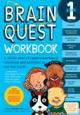 Book Cover Image. Title: Brain Quest Workbook:  Grade 1, Author: Lisa Trumbauer