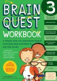 Book Cover Image. Title: Brain Quest Workbook:  Grade 3, Author: Janet A. Meyer