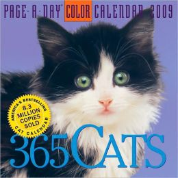 2009 Cats Page-A-Day Calendar