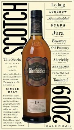 2009 Scotch Wall Calendar