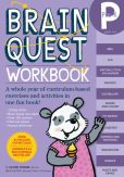 Book Cover Image. Title: Brain Quest Workbook:  Pre-K, Author: Liane Onish
