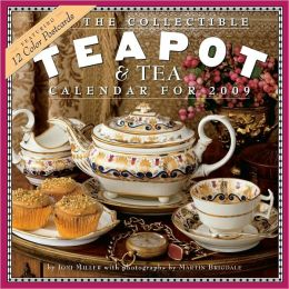 2009 Collectible Teapot & Tea Wall Calendar