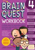 Book Cover Image. Title: Brain Quest Workbook:  Grade 4, Author: Barbara Gregorich