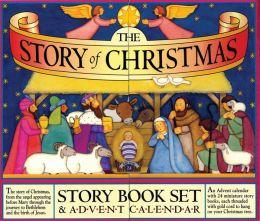 2015 Advent The Story of Christmas Calendar (undated)