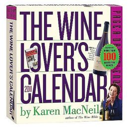 2011 Wine Lover's Page-A-Dayy